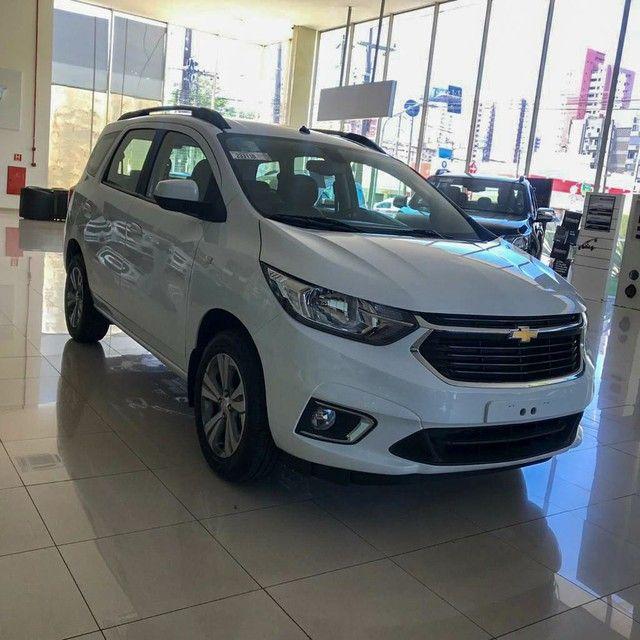 Chevrolet Spin Premier 21/21 - O 7 lugares mais barato do Brasil - Foto 2