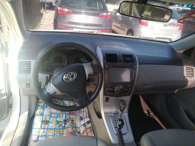 COROLLA  Xei aut GNV 2013 completo  2.0 - Foto 5
