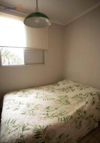 Apartamento em Piracicaba com 3 dormitórios, sala, banheiro e cozinha, 1 vaga, no Bairro N - Foto 7