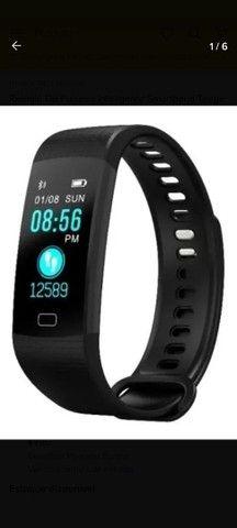 Relógio Smartband - Foto 2