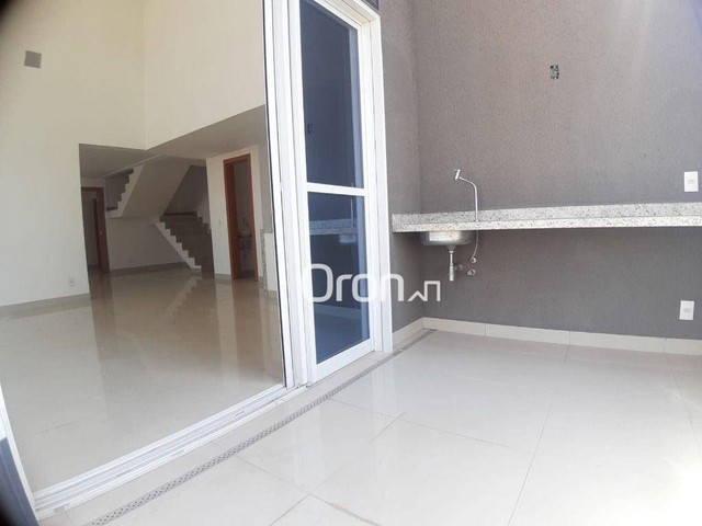 Apartamento Duplex com 2 dormitórios à venda, 145 m² por R$ 923.000,00 - Setor Oeste - Goi - Foto 15