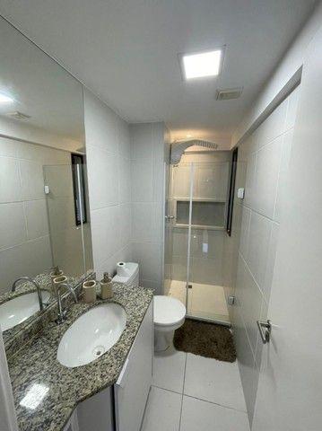 Colina A, apartamento 3/4,suíte,finamente decorado,vista mar,2 vagas - Foto 15