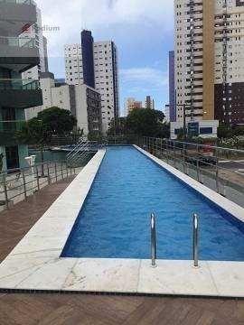 Apartamento à venda com 4 dormitórios em Jardim oceania, João pessoa cod:38636 - Foto 13