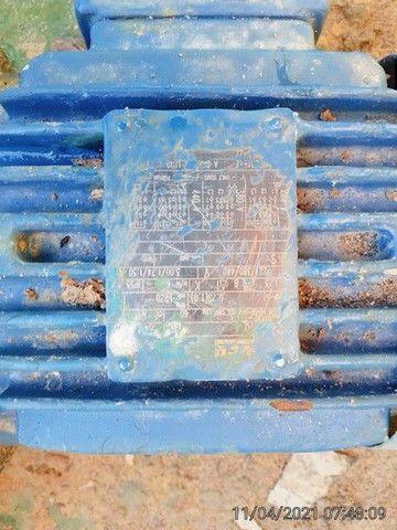 Motor Redutor Weg 0.75 cv - Foto 3