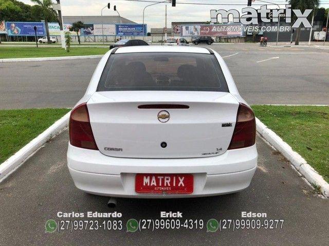 Corsa Sedan Premium 1.4 8V Econoflex 4p - Foto 6