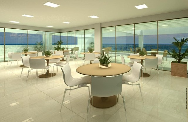 JS- Apartamento na Beira Mar de Casa Caida - 144m²   Varanda Gourmet Holanda Prime - Foto 3