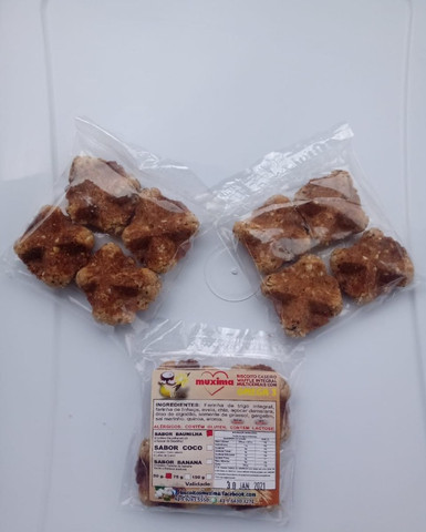 Seja Distribuidor Independente dos Biscoitos Integrais Muxima - Foto 2