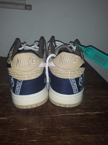 "Sneaker Dunk SB x Travis Scott ""Cactus Jack"" - Foto 4"