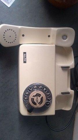 Telefone antigo a disco - Antiguidade - Foto 2