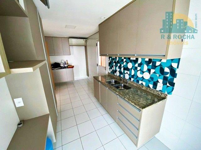 Authentic Recife - 3 Suítes (1 suíte master) - 140m² - Andar Alto - 3 vagas cobertas - Foto 8