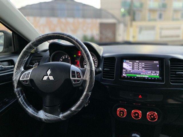 Mitsubishi Lancer 2.0 Automático!!! Aceito Trocas!!!  - Foto 6