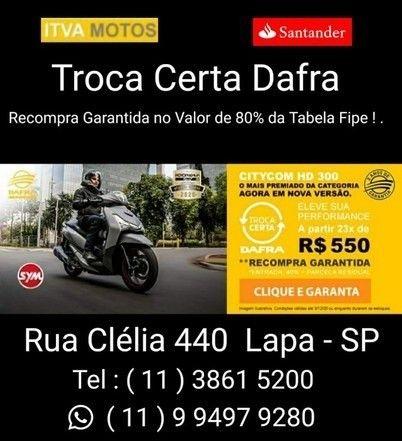 Dafra Citycom HD 300 21/22 0 Km . Troca Certa Dafra