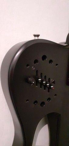 Vendo ou troco violão vazado  - Foto 3