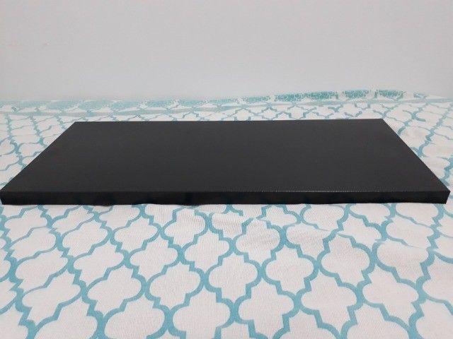 Mesa suporte multiuso/notebook usada e em bom estado. Franca/SP - Foto 2