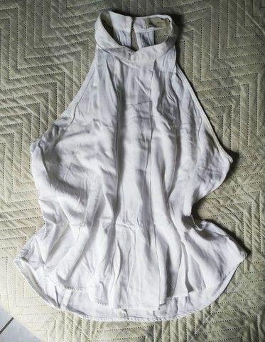 Camisa Feminina 38/40 - Leia a descrição! - Foto 4