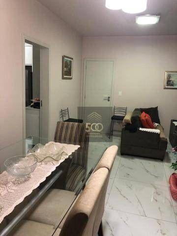 Apartamento com 4 dormitórios à venda, 108 m² por R$ 519.900,00 - Balneário - Florianópoli - Foto 3