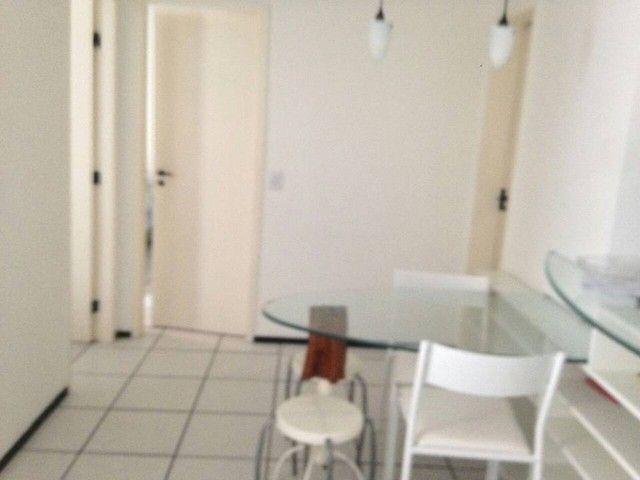Apartamento para aluguel com 70 metros quadrados e 2 quartos em Meireles - Fortaleza - CE. - Foto 6