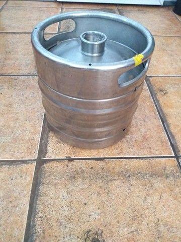 Barril de chopp 15 litros - Foto 3