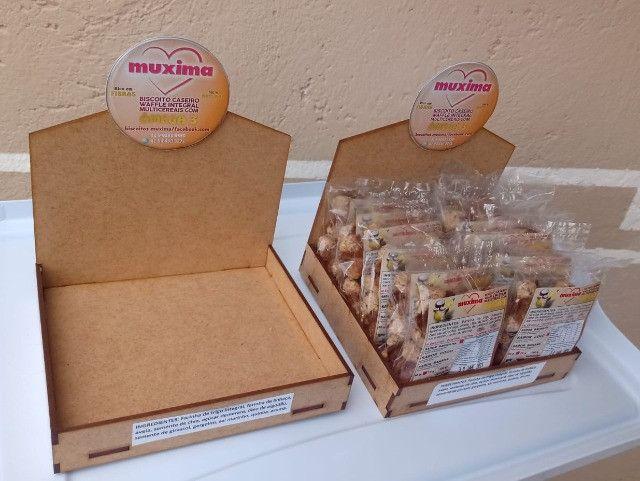 Seja Distribuidor Independente dos Biscoitos Integrais Muxima - Foto 4