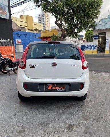 Fiat palio 1.0 Attractive 2017/2017 100% novo - Revisado com garantia - uno em Promoção - Foto 2