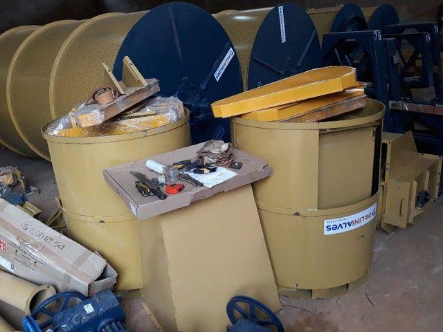 Secador palini 90 sacos  - Foto 2