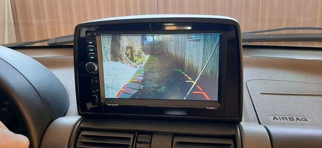 Central Multimídia MP5 Player Automotivo Casty Tech by Shutt Miami 2 Din Tela 7 Polegadas - Foto 3