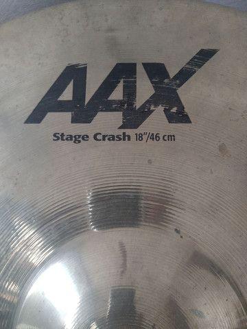 Sabian AAX Stage Crash 18 - Foto 2