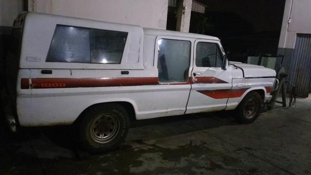FORD F-1000 ANO 82 DIESEL