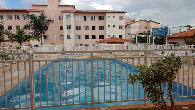 Lindo Apartamento de 2 quartos com suite na QD 101 do Total Ville Santa Maria DF