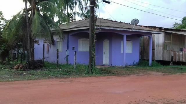 Vendo uma casa em ferreira Gomes
