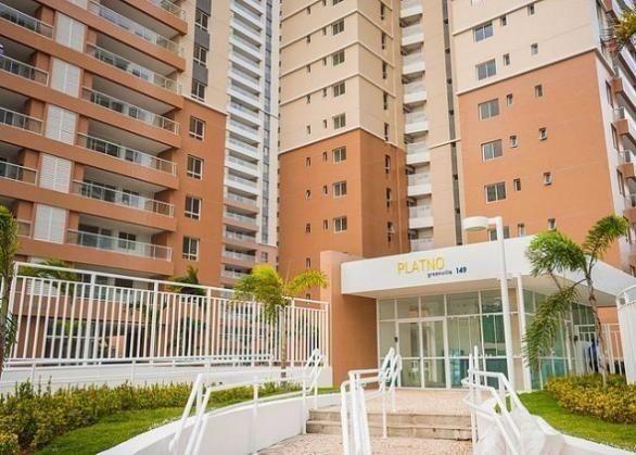 Apartamento 3/4 em Patamares, 2 vagas, vista bosque livre - Foto 2