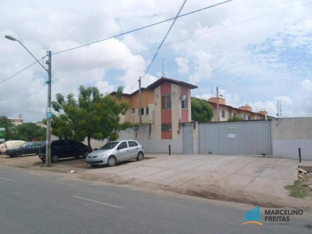Apartamento residencial à venda, Prefeito José Walter, Fortaleza. - Foto 3