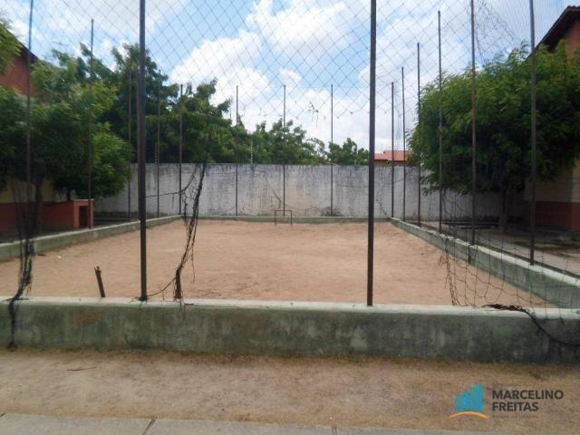 Apartamento residencial à venda, Prefeito José Walter, Fortaleza. - Foto 11