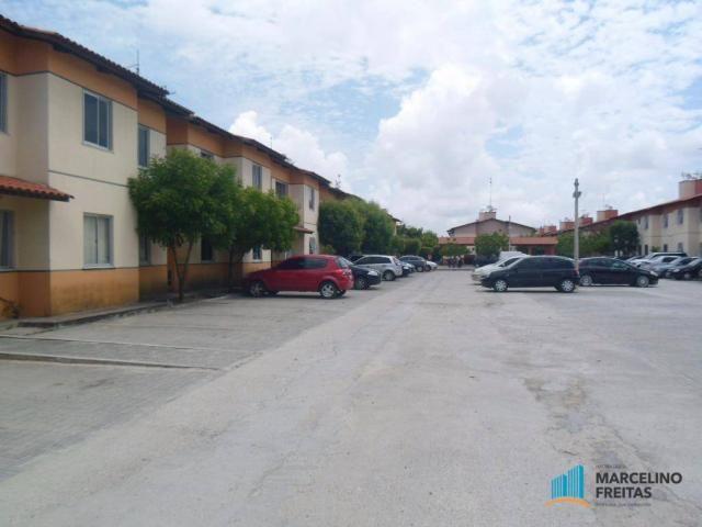 Apartamento residencial à venda, Prefeito José Walter, Fortaleza. - Foto 6