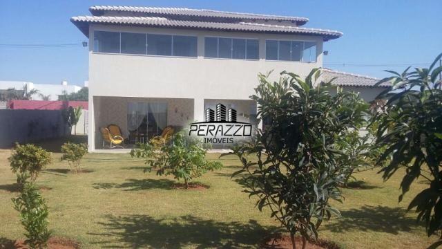 Ampla casa com 3 suítes, em excelente condomínio ( privê) - Foto 5