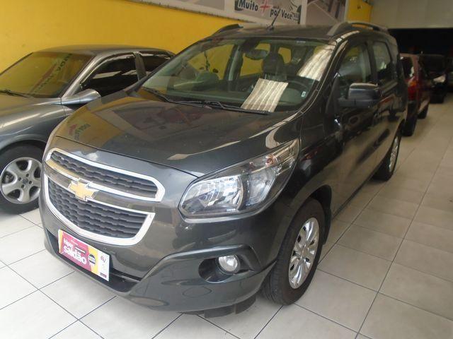 Gm Chevrolet Spin Ltz 18 8v Econoflex 5p Mec 2018 578726824 Olx