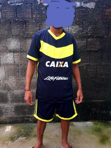 Uniforme de time de futebol - Esportes e ginástica - Caucaia 82b42fe78c93a