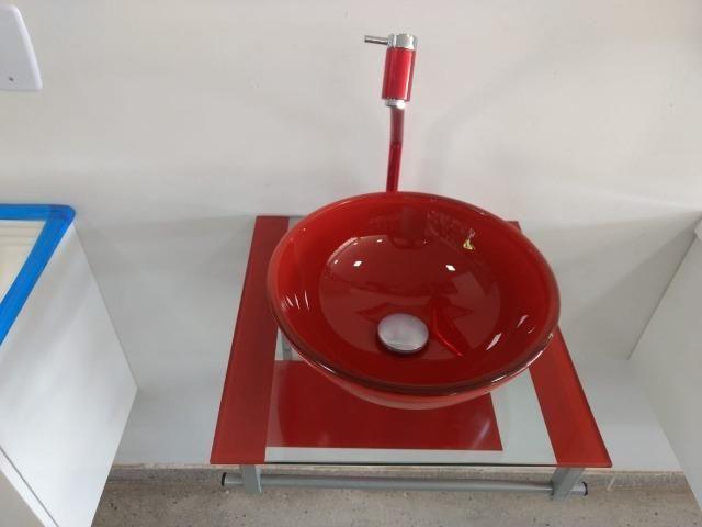 Cuba Lavatório Bali P/ banheiro! Abaixou o preço! Aproveite! - Foto 2