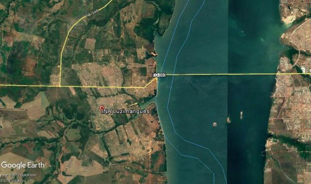 Área com 3.835m² em Palmas (INA Luzimangues) de frente para a Rodovia TO-080