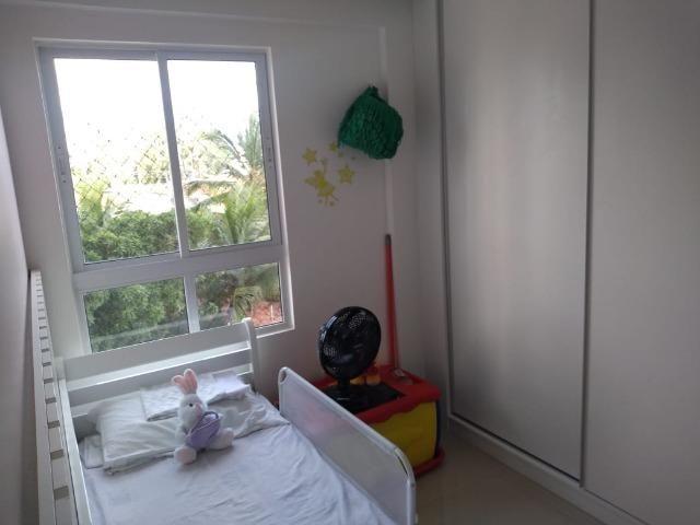 Vendo lindo apartamento 3/4 todo reformado com moveis planejados e eletrodomésticos - Foto 8