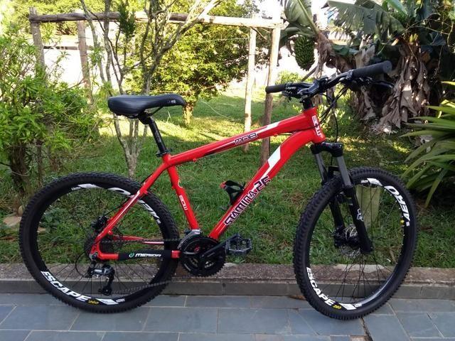f18d00929 Bicicleta MTB aro 26 - câmbio Shimano Altus!