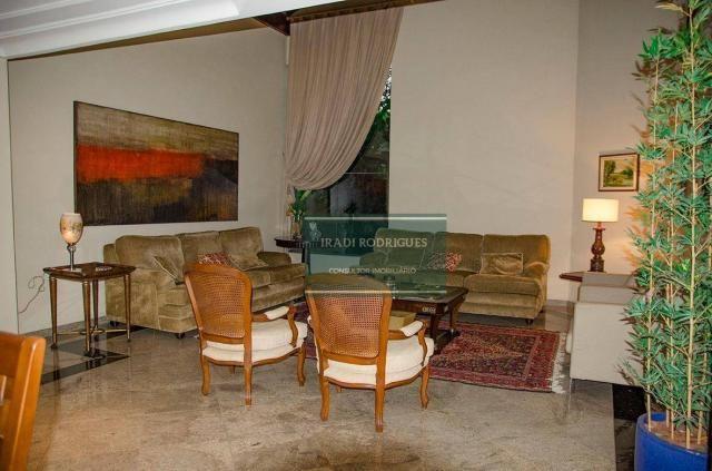 Casa com 4 dormitórios à venda, 380 m² por r$ 2.500.000 - mata da praia - vitória/es - Foto 4