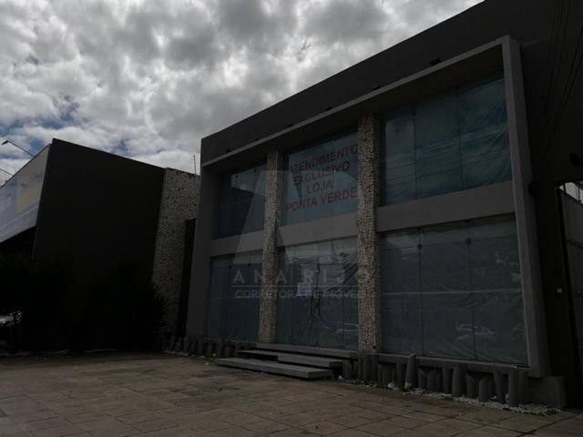Loja comercial para alugar em Farol, Maceió cod:357