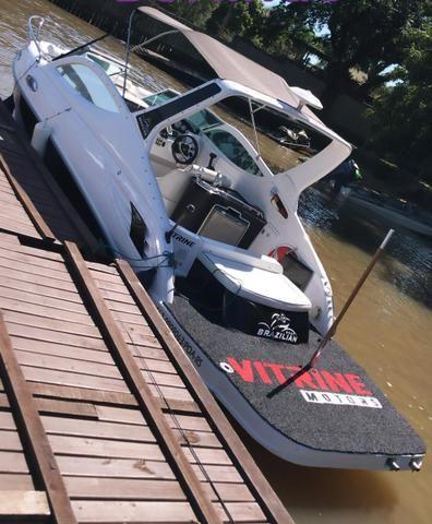Lancha brasilian boat 2011 impecável ?