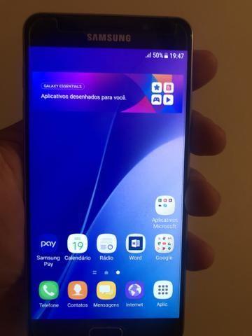 Vendo Celular Samsung A7 (6) - Foto 5