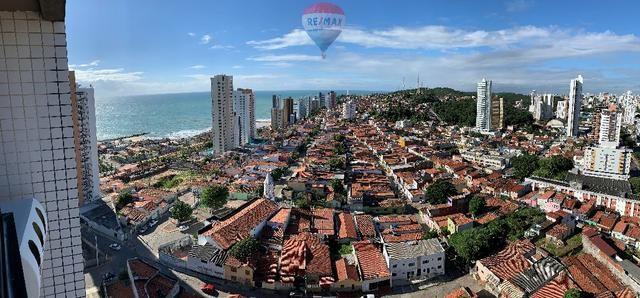 Apartamento Ocean View - Petrópolis com 75m2 com 2 quarto (1s) e 2 VG - Foto 3
