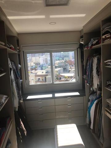 Oferta Imóveis Union! Apartamento todo mobiliado com 106 m² privativos no Pio X! - Foto 7