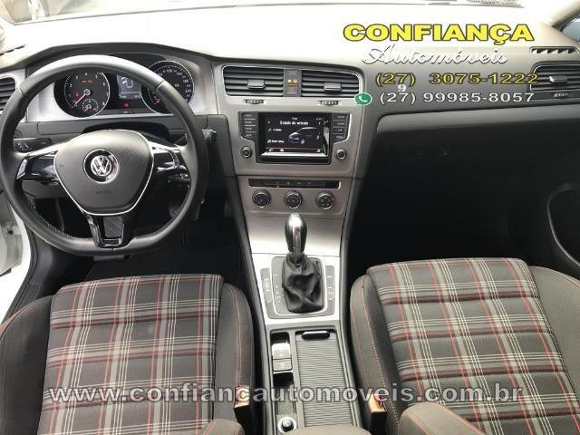 VW / Golf Comfortline 1.4 TSI Aut - Foto 10