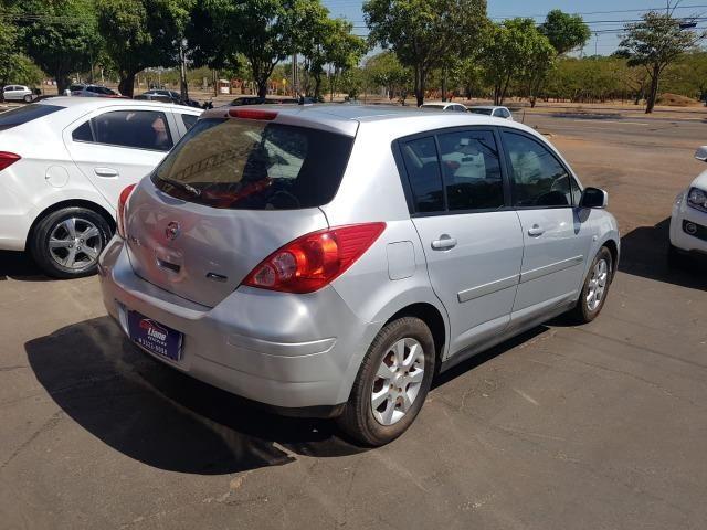 Nissan - tiida s 1.8 flex - Foto 3