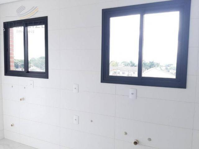 Apartamento à venda com 3 dormitórios em Braga, São josé dos pinhais cod:1983907 - Foto 7